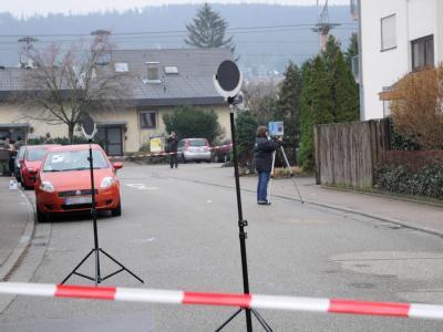 In dieser Seitenstraße nahe der überfallenen Tankstelle kam es zu dem tödlichen Schusswechsel.
