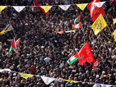 Palästinenser-Demonstration