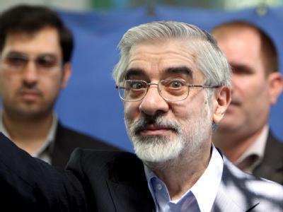 Mir Hussein Mussawi: