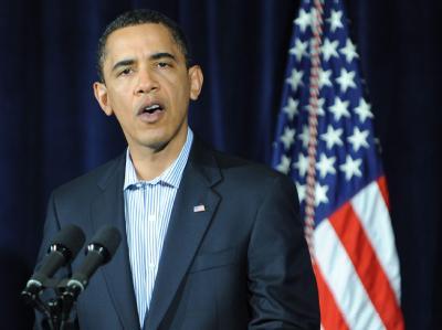 Barack Obama empfängt die Sicherheitsbehörden und Geheimdienste zu einem Spitzengespräch im Weißen Haus.