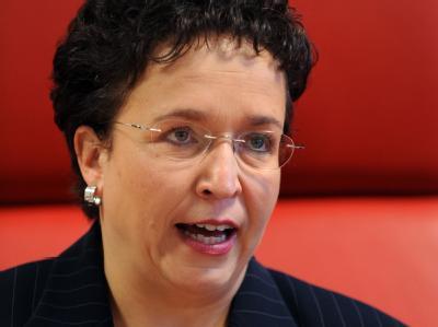Birgit Homburger: «Die Außendarstellung der Koalition kann besser werden».