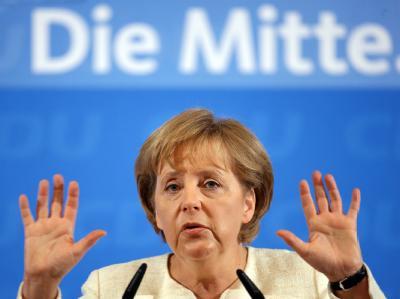 Merkel in der Kritik: Die CSU wünscht sich eine entschlossenere Bundeskanzlerin.