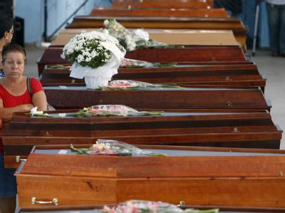 Messe für Todesopfer