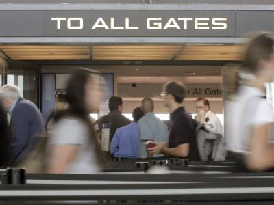 US-Flughafen