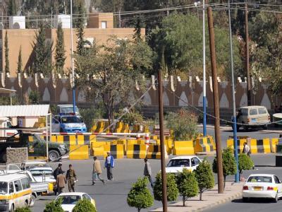 US-Botschaft geschlossen