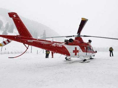 Im Diemtigtal im Berner Oberland kamen Rettungskräfte durch eine Lawine ums Leben.