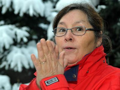 Inuit-Frau Dorthe Köhler