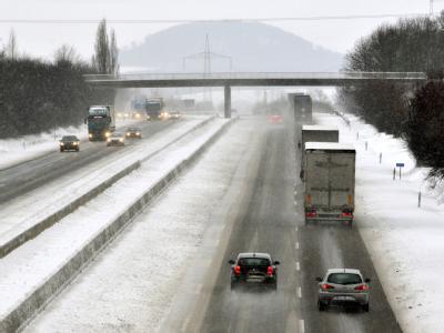 A7 bei Kassel