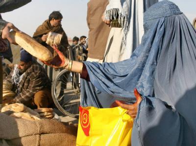 Afghanische Frau