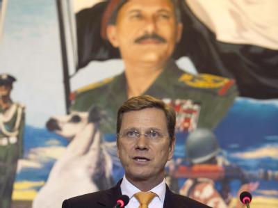 Westerwelle im Jemen