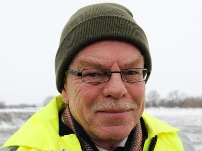 Inselb�rgermeister Otto-Uwe Schmiedt