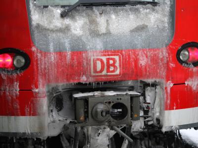 Auf mehreren Bahnstrecken gibt es nach wie vor Behinderungen.