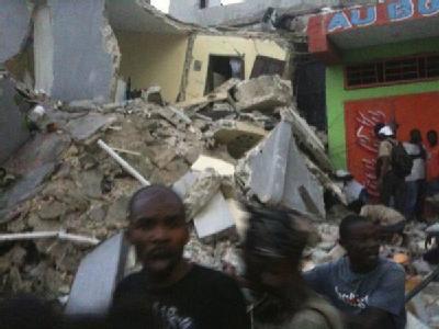 Erdbeben auf Haiti