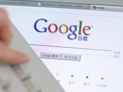 Google droht mit seinem Rückzug aus China.