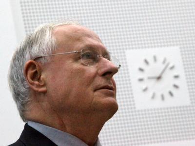 Oskar Lafontaine im Landtag in Saarbrücken. (Archivbild)