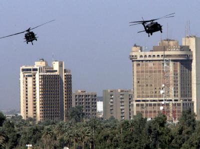 Zentrum von Bagdad
