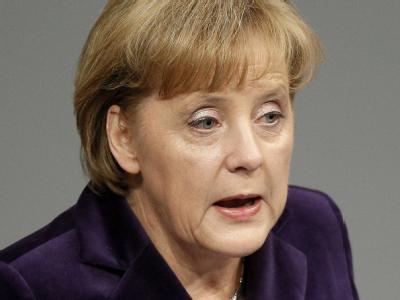 Kanzlerin Merkel zog in ihrer Regierungserklärung schonungslos eine «gemischte Bilanz» des bisherigen Afghanistan-Einsatzes.