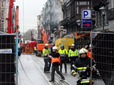 Katastrophe in Lüttich