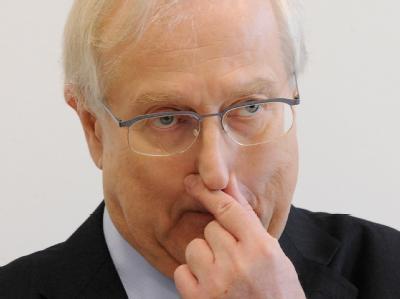 Kein Liebling der Bürger: Der Bundesminister für Wirtschaft und Technologie, Rainer Brüderle (FDP).