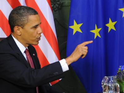 US-Präsident Barack Obama kommt nicht zum EU-USA-Gipfel im Mai.