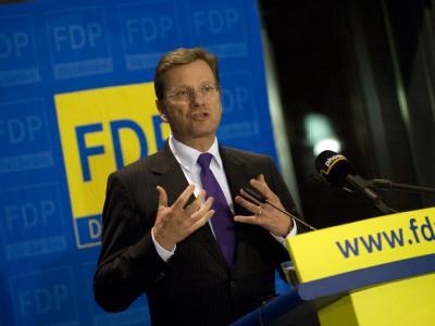 Parteichef Westerwelle