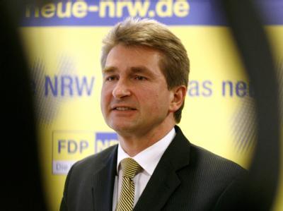 FDP-Vize Andreas Pinkwart plädiert für eine größere Verteilung der Macht in seiner Partei.