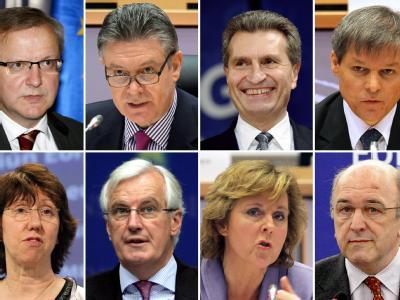 Die neuen EU-Kommissare