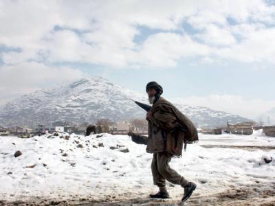 Tote bei Lawinenunglück in Afghanistan