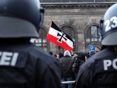 Neonazis in Dresden