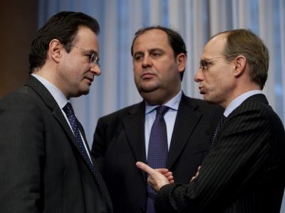 Euro-Finanzchefs