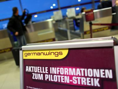 Pilotenstreik - Köln - Germanwings