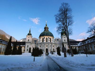 Auch das oberbayerische Benediktinerkloster Ettal ist in einen Missbrauchsskandal verwickelt.