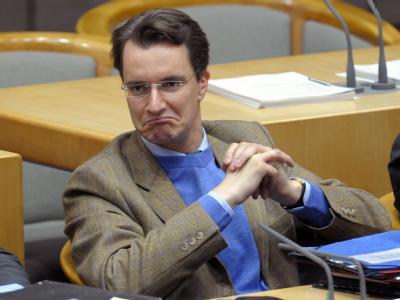 Hendrik Wüst tritt als Generalsekretär der NRW-CDU zurück. (Archivbild)