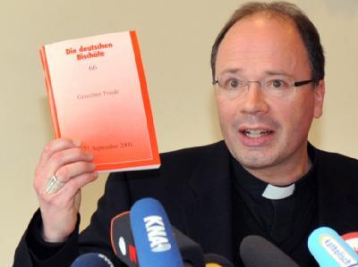 Der Bischof von Trier, Stephan Ackermann, ist mit der Aufarbeitung sexueller Missbrauchsfälle in der katholischen Kirche betraut worden.