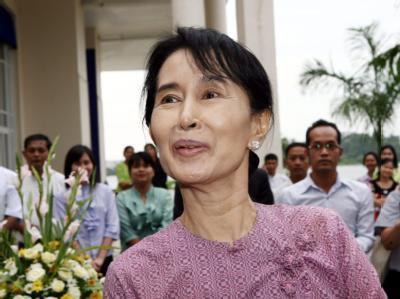 Keine Chance für Aung San Suu Kyi: Die Oppositionsführerin bleibt unter Hausarrest. (Archivbild)