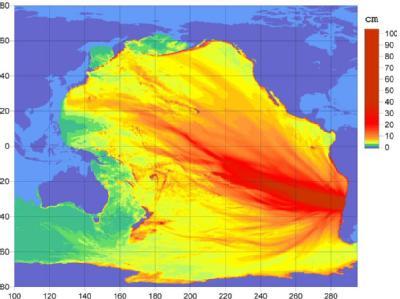 Tsunami-Warnung