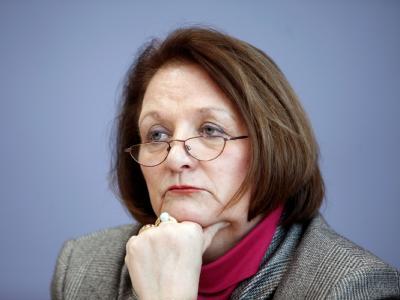 Leutheusser-Schnarrenberger ist gegen schärfere Strafen für integrationsunwillige Ausländer.