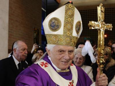 Der Missbrauchsskandal hat den Papst erreicht.