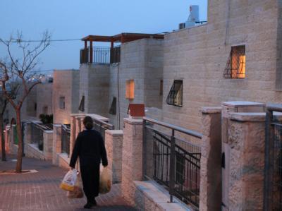 Israel hat angekündigt, rund 1600 neue Wohnungen im besetzten arabischen Ostteil Jerusalems bauen zu wollen.