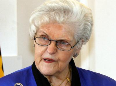 Die ehemalige Senatorin und Präsidentin des Berliner Abgeordneten-Hauses, Hanna-Renate Laurien (CDU), ist tot.