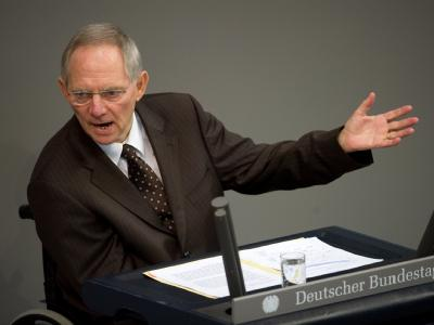 Bundesfinanzminister Wolfgang Schäuble hat den Willen der Koalition zu einem strikten Sparkurs bekräftigt.