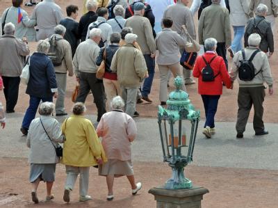 Der Sozialverband Deutschland warnt vor zunehmender Altersarmut. (Symbolbild)