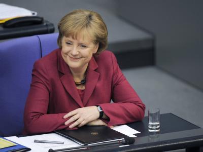 Für das US-Wirtschaftsmagazin Forbes ist Angela Merkel die mächtigste Frau der Welt.