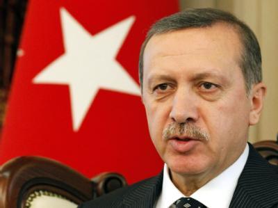 Regierungschef Erdogan