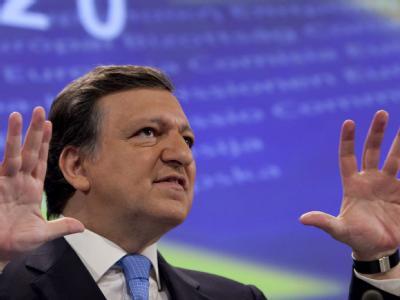 EU-Kommissionspräsident José Manuel Barroso hält erstmals eine Rede «zur Lage der Europäischen Union» (Archivfoto vom 3.03.2010).
