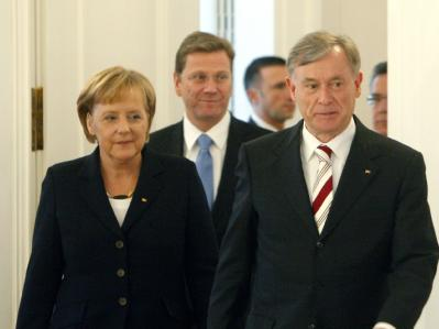 Köhler gegen Steuersenkungen