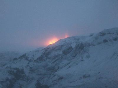 Auf Island gibt es noch mehr als 30 aktive Vulkane.