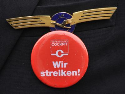 Bei der Deutschen Lufthansa droht ein erneuter Streik der Piloten. Die Gewerkschaft Vereinigung Cockpit (VC) erklärte die nach einem ersten Arbeitskampf im Februar wieder aufgenommenen Verhandlungen für gescheitert.