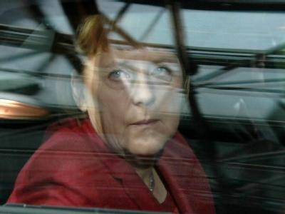 Merkel in Brüssel