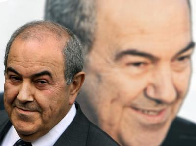 Wahlsieger Allawi